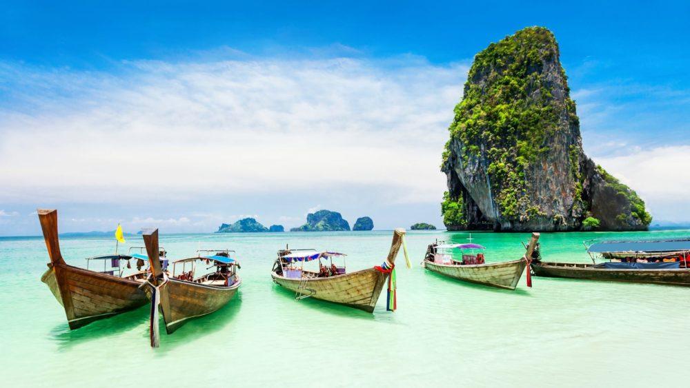 TAILANDIA Y DUBAI