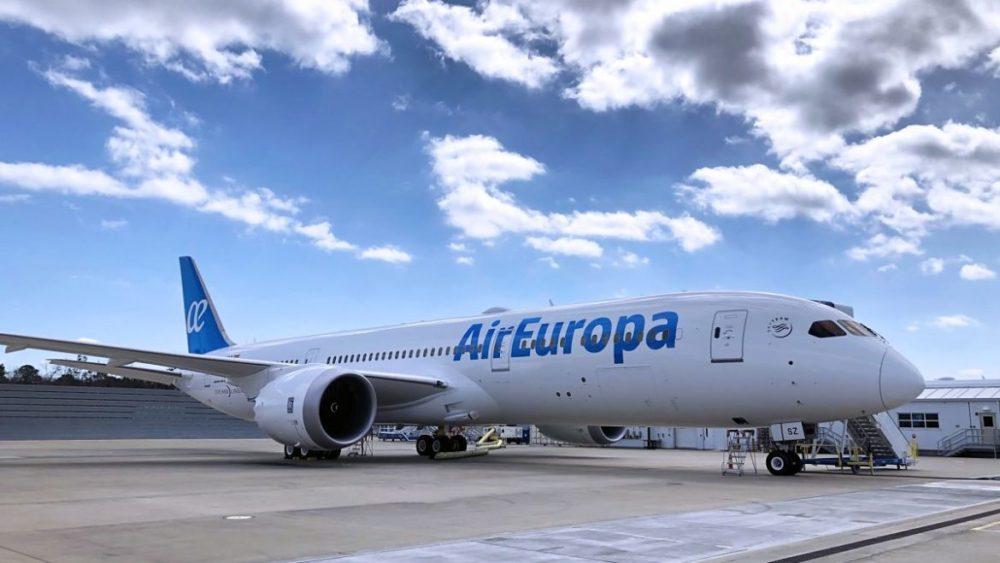 PROMO AEREOS: AIR EUROPA, tarifas flexibles